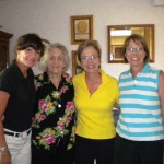 Margaret, Mom, Judi and Denise