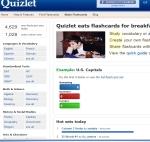 Quizlet.com - Flash card fun