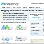 Edublogs.org - A very good place to start!