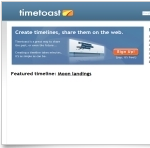 Timetoast.com - Make your own timelines