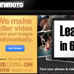 Animoto.com - Make great free videos!