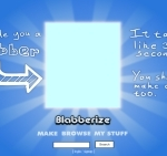 Blabberize.com - Wacky talking graphic fun!
