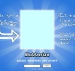 Blabberize.com - Wacky talking graphic fun!