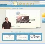 Prezi.com - For nonlinear presentations