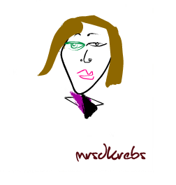 My Picassohead Avatar. Does it look like me?