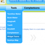 ToonDoo Widget for your blog