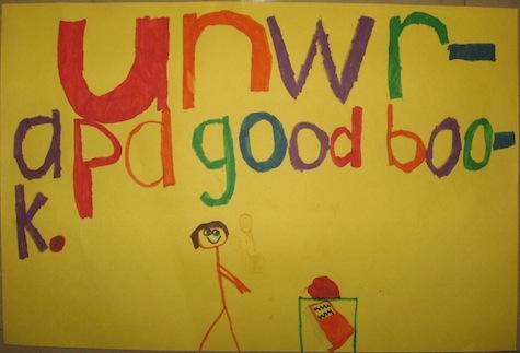 Unwrap a Good Book!