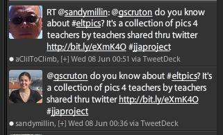 eltpics tweets